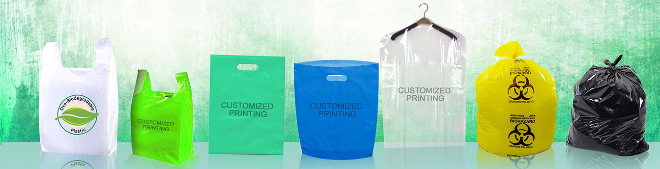 plastic bags suppliers in dubai