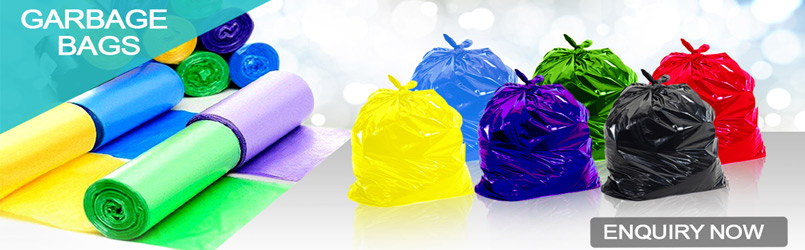 garbage bag manufacturers in uae