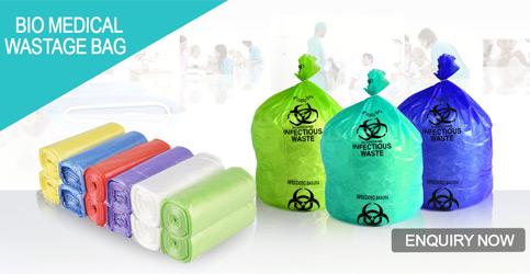 bio medical wastage bags in uae